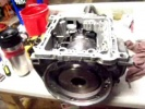 I finally got the C5 ford transmission for the 82 granada back together