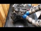 How to Rebuild a Honda Automatic Transmission Part 1 Disassembly BAXA 4 Speed